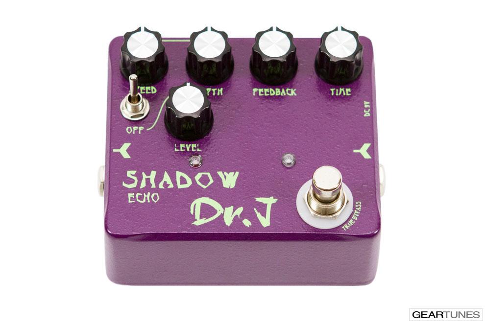 Delay Dr. J Pedals Shadow Echo