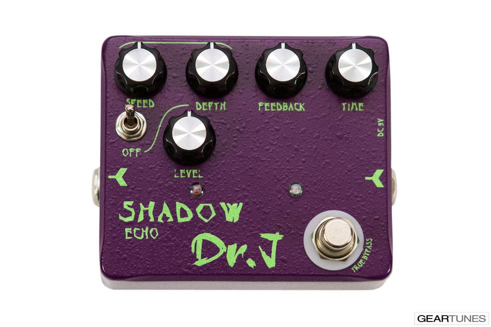 Delay Dr. J Pedals Shadow Echo 4