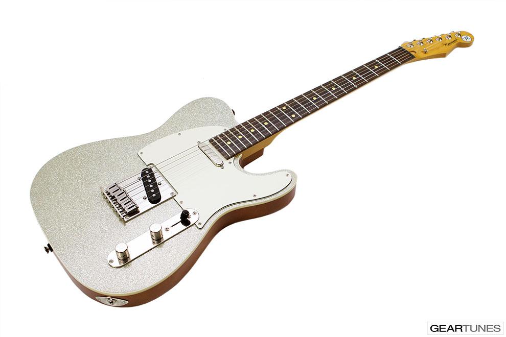Artist Signature Reverend Guitars Pete Anderson Eastsider T 2