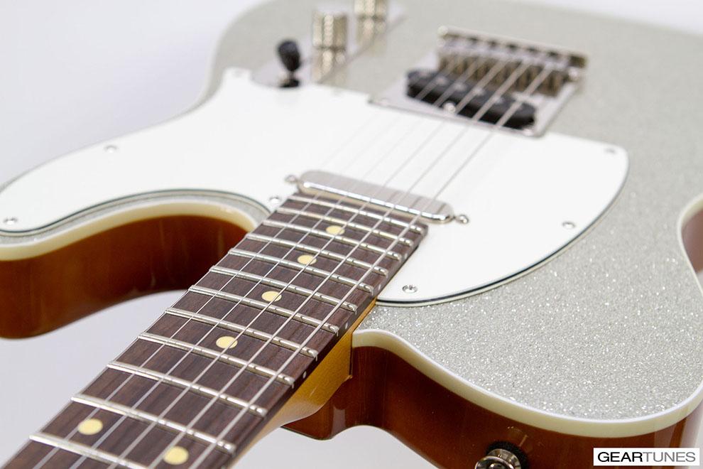 Artist Signature Reverend Guitars Pete Anderson Eastsider T 3
