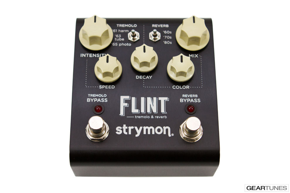 Effects Strymon Flint