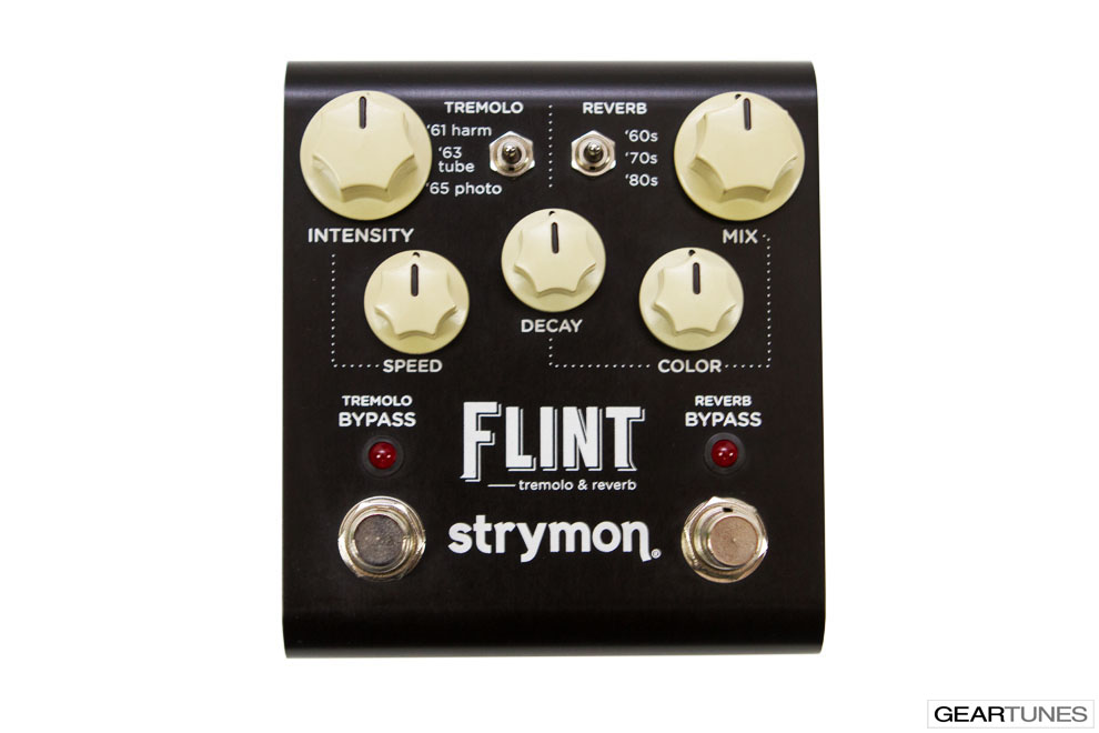 Effects Strymon Flint 4