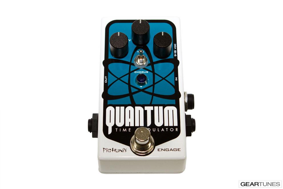 Vibrato Pigtronix Quantum Time Modulator