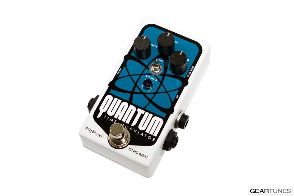 Vibrato Pigtronix Quantum Time Modulator 2