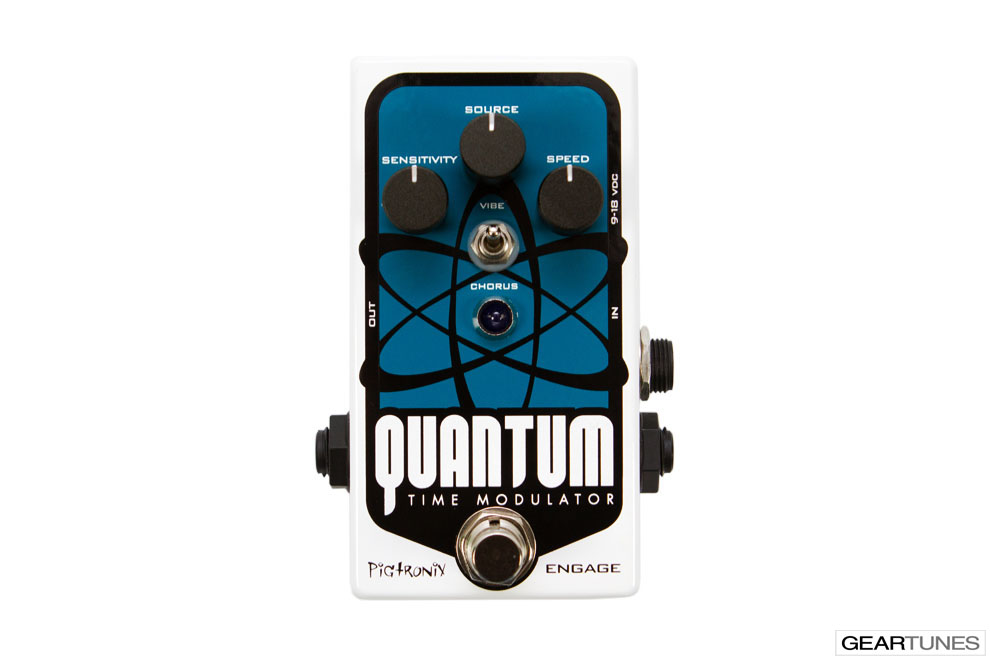 Vibrato Pigtronix Quantum Time Modulator 4