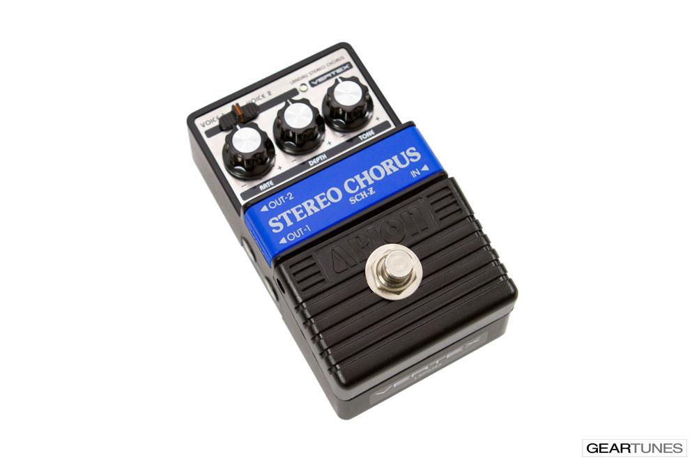 Chorus Vertex Landau Stereo Chorus 3