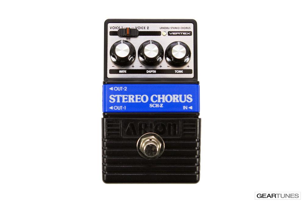 Chorus Vertex Landau Stereo Chorus 4