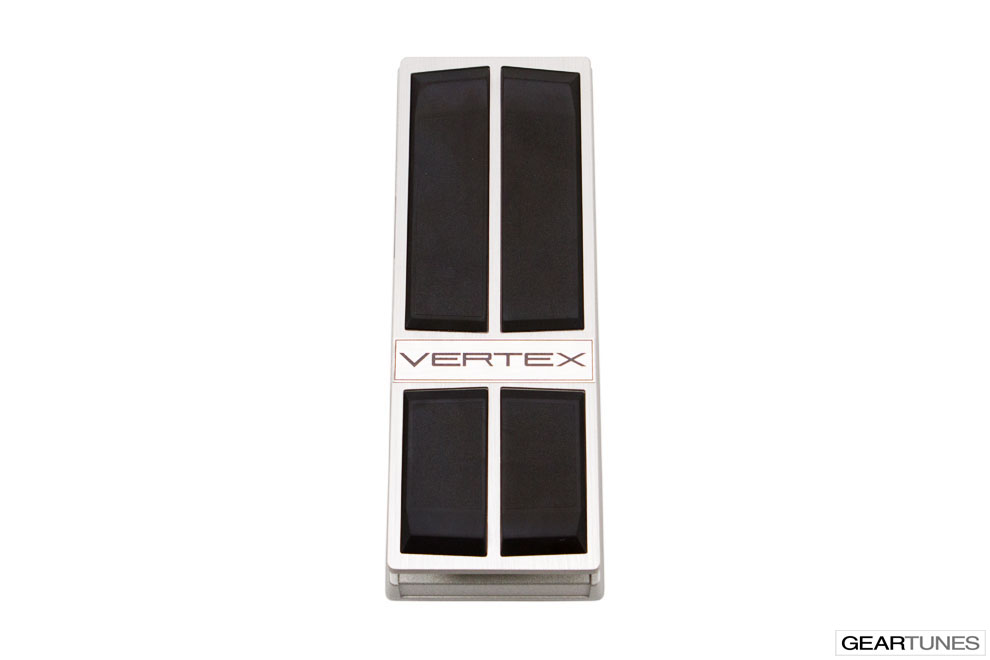 Volume Vertex Stereo Volume Pedal