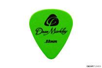Dean Markley Refill Bag of 72 .88mm Green Delrin Picks