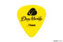 Dean Markley Refill Bag of 72 .73mm Delrin Yellow Picks