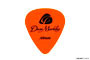 Dean Markley Refill Bag of 72 .60mm Orange Delrin Picks