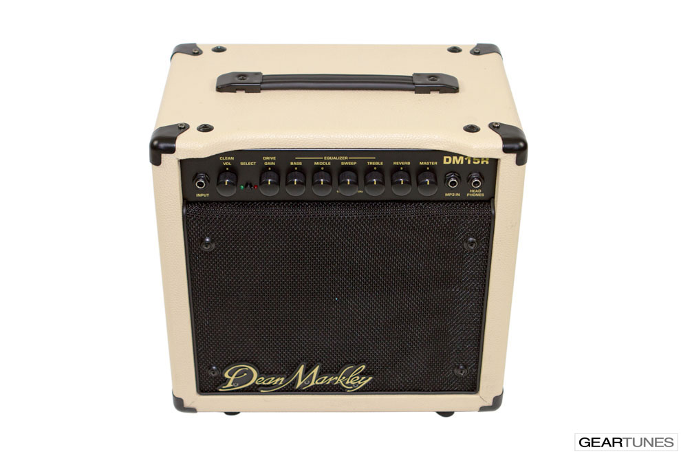 Solid State Amps Dean Markley DM15R