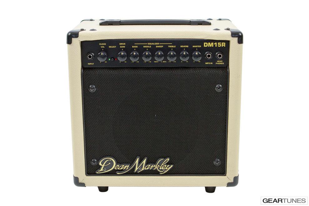 Mean Darkley Dean Markley DM15R 4