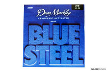 Dean Markley Blue Steel, Light Top Heavy Bottom 10-52 (8 pack)