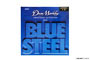 Dean Markley Blue Steel, Custom Light 9-46 (8 pack)