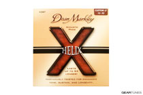 Dean Markley Helix Acoustic Phos, Custom Light 12-53 (10 Pack)