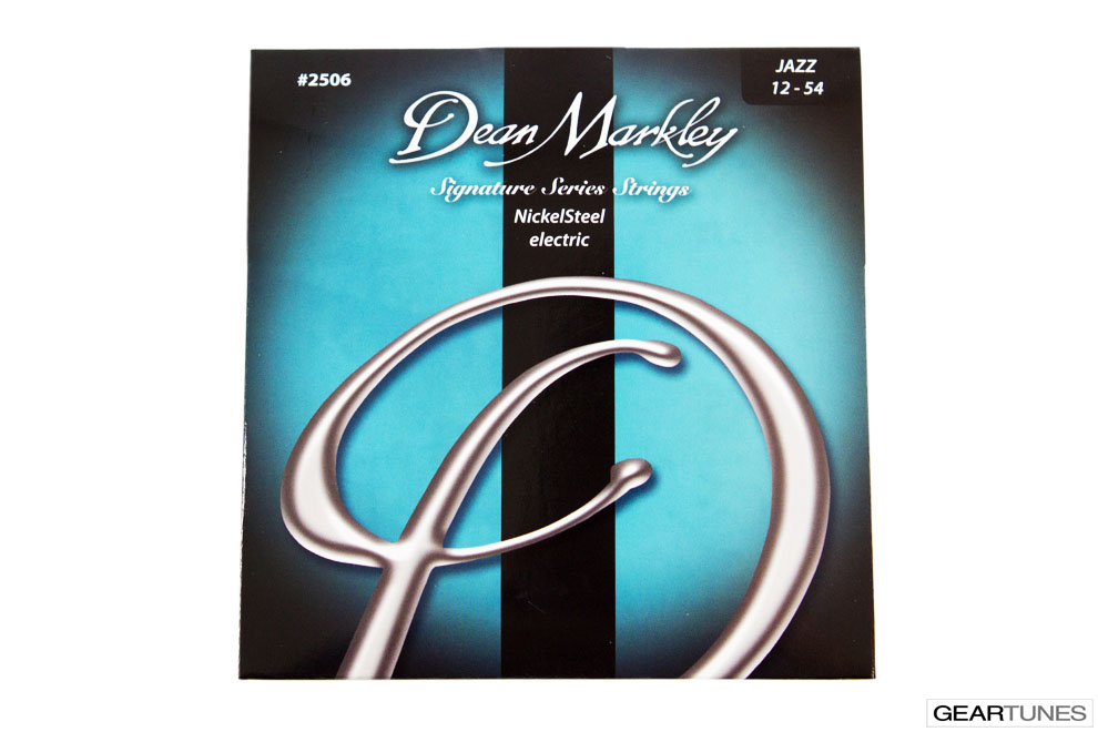 Strings Dean Markley NickelSteel, Jazz 12-54 (8 pack)