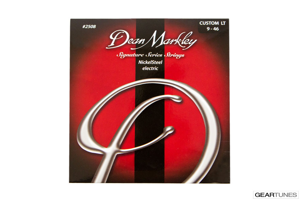 Strings Dean Markley NickelSteel, Custom Light 9-46 (8 pack)