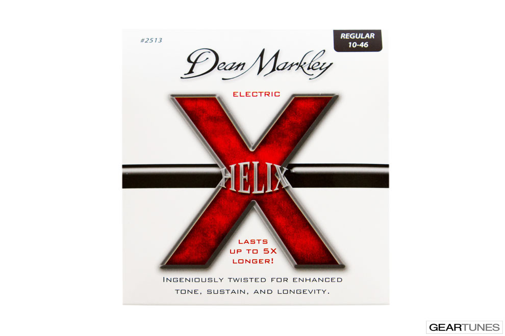 Accessories Dean Markley Helix, 10-46