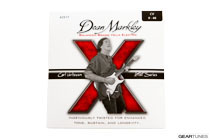 Dean Markley Helix HD, Carl Verheyen 9-46 (8 pack)