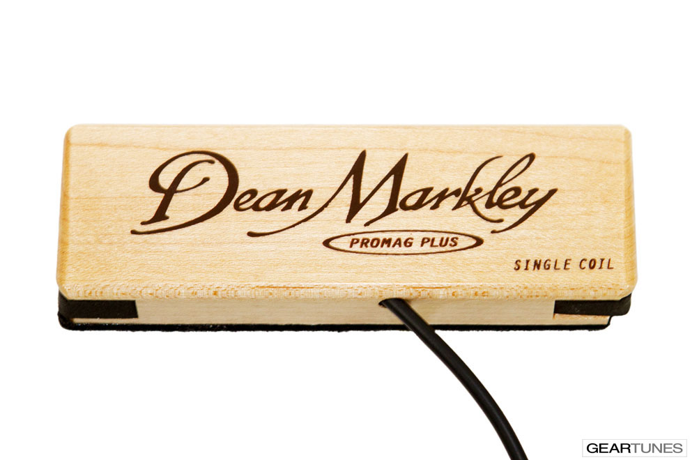 Accessories Dean Markley Promag Plus XM Acoustic Pickup (24' cable + clip) 2