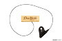 Accessories Dean Markley Promag Plus XM Acoustic Pickup (24' cable + clip)