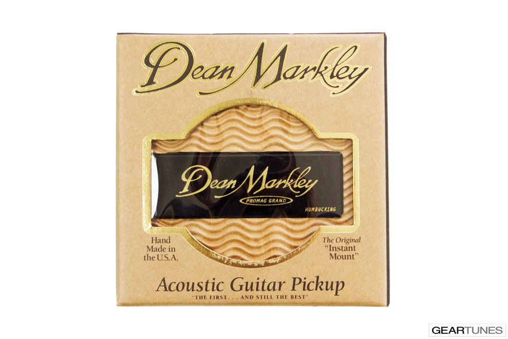 Acoustic Guitar Pickups Dean Markley ProMag Grand Humbucker Acoustic Pickup 3