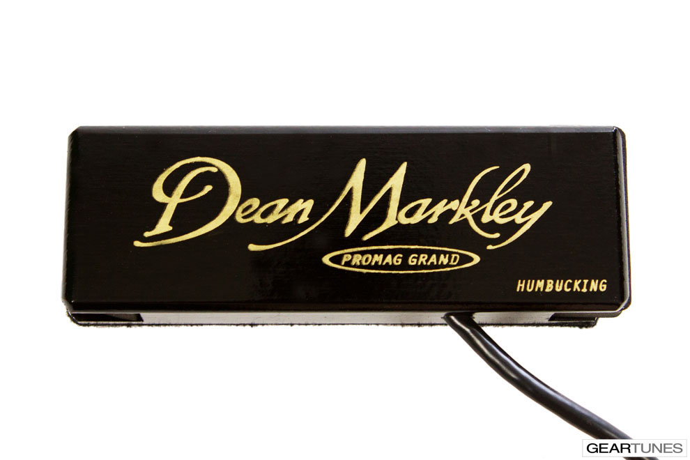 Acoustic Guitar Pickups Dean Markley ProMag Grand Humbucker Acoustic Pickup 2