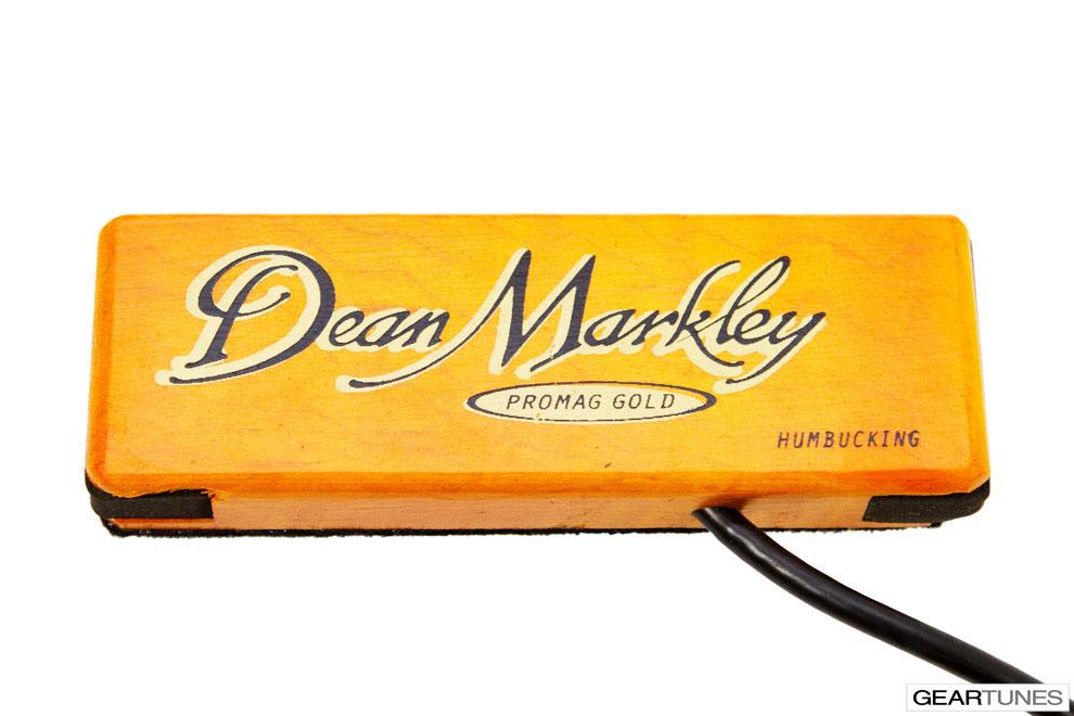 Mean Darkley Dean Markley 3018 ProMag Grand Gold Humbucker Pickup 2