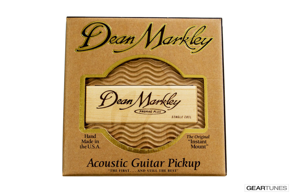 Treasure Chest Dean Markley ProMag Plus Acoustic Pickup 3