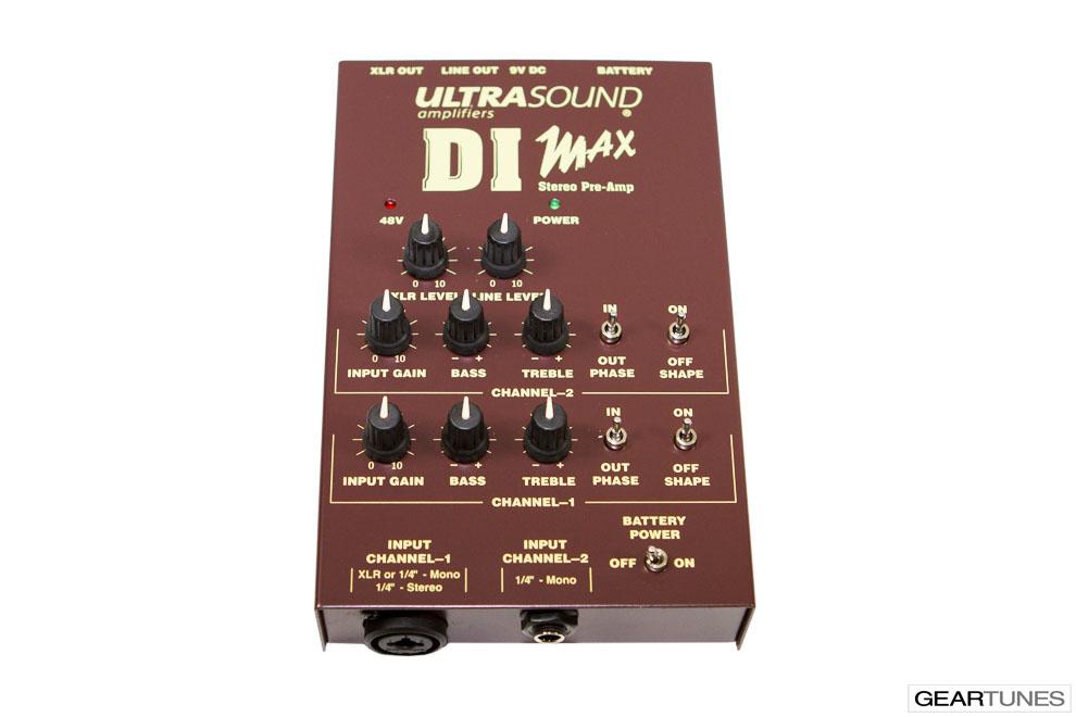 Amps Dean Markley Ultrasound DI Max