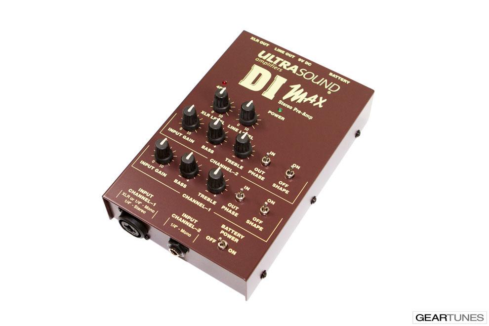Amps Dean Markley Ultrasound DI Max 2