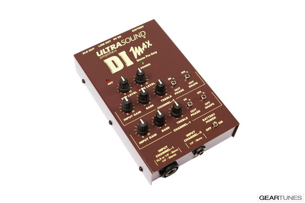 Amps Dean Markley Ultrasound DI Max 3