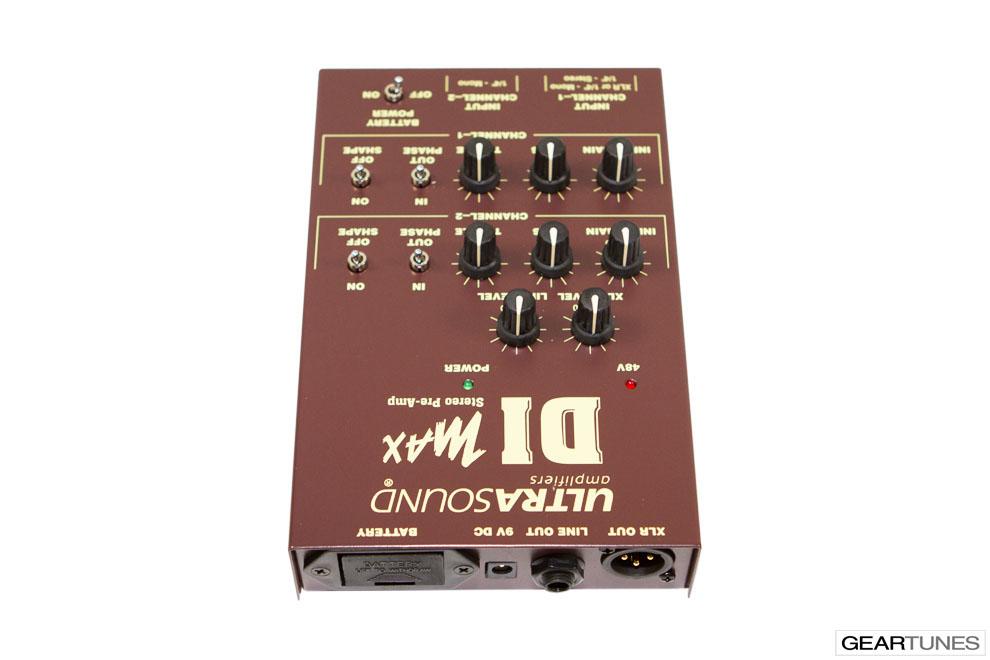Amps Dean Markley Ultrasound DI Max 5