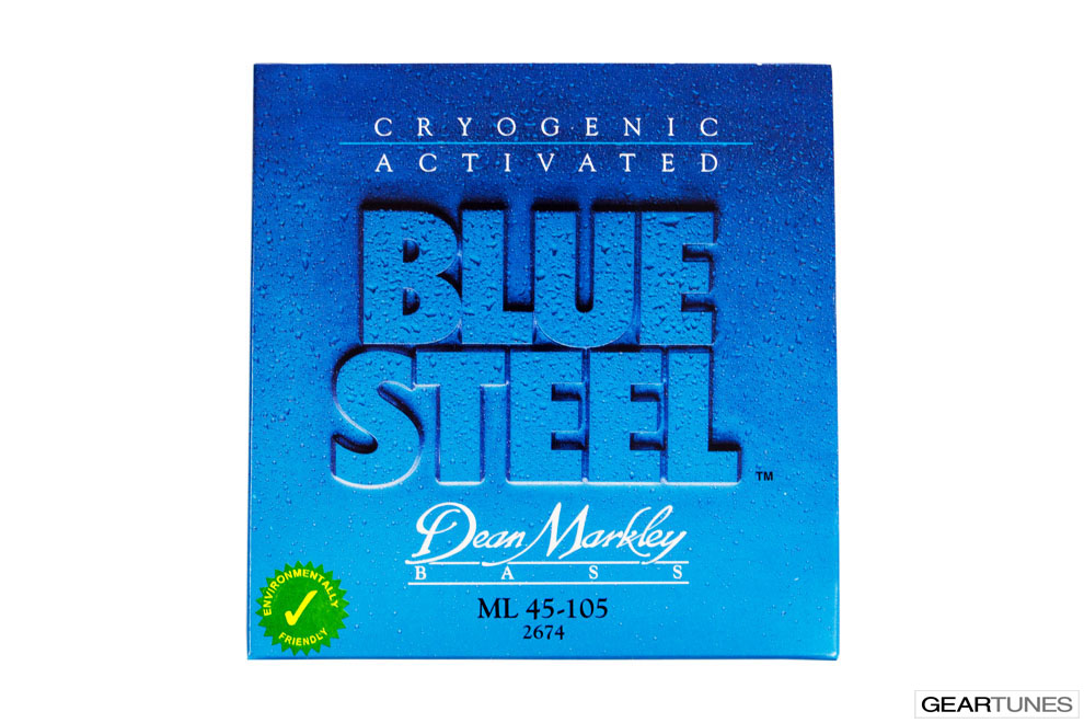 Bass Strings Dean Markley Blue Steel Bass, 45-105