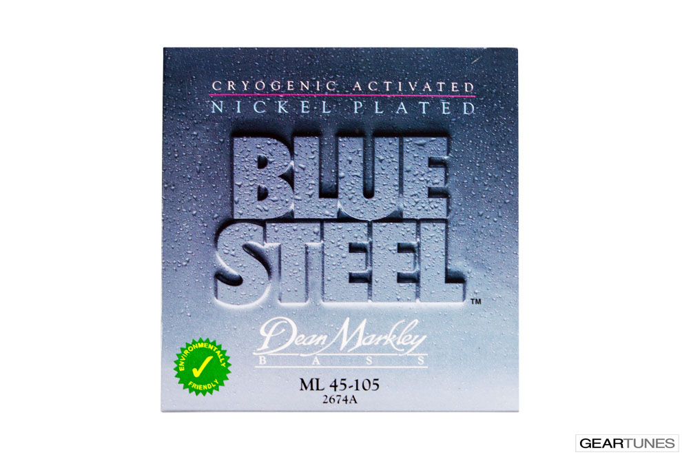 Bass Strings Dean Markley Blue Steel NPS Bass String