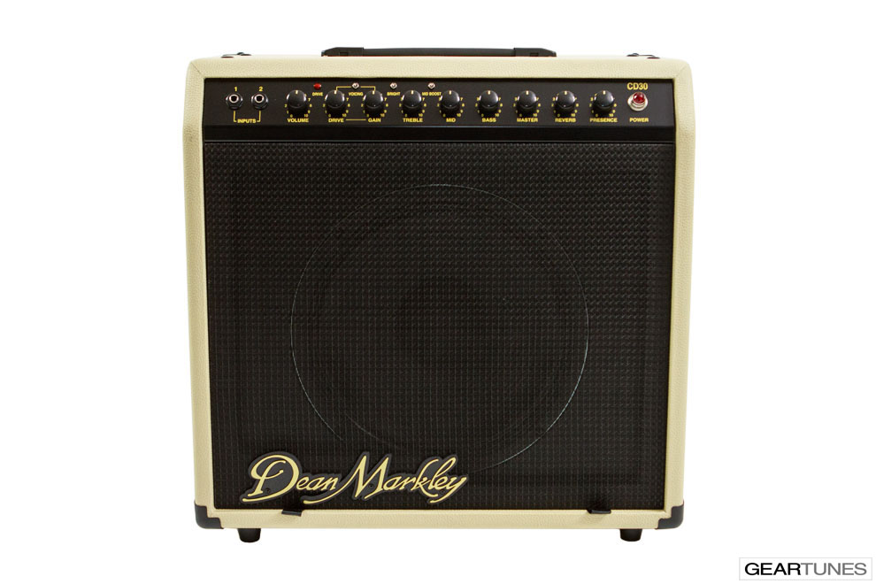 Tube Amps Dean Markley CD30 4