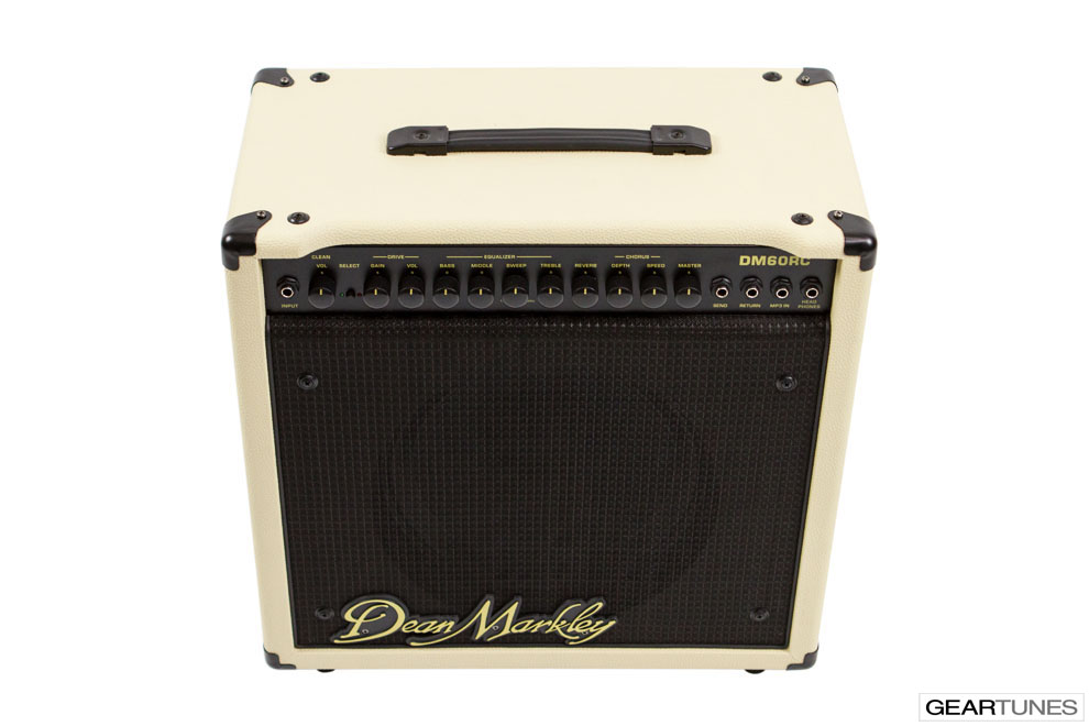 Solid State Amps Dean Markley DM60RC