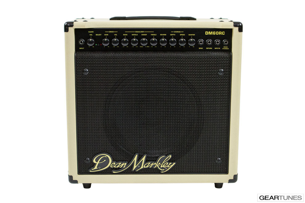 Solid State Amps Dean Markley DM60RC 4