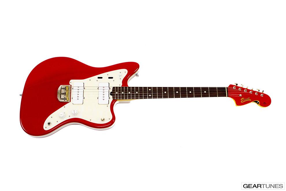 Solid Body Elliott Guitars Peter Stroud Signature Custom Tone Master