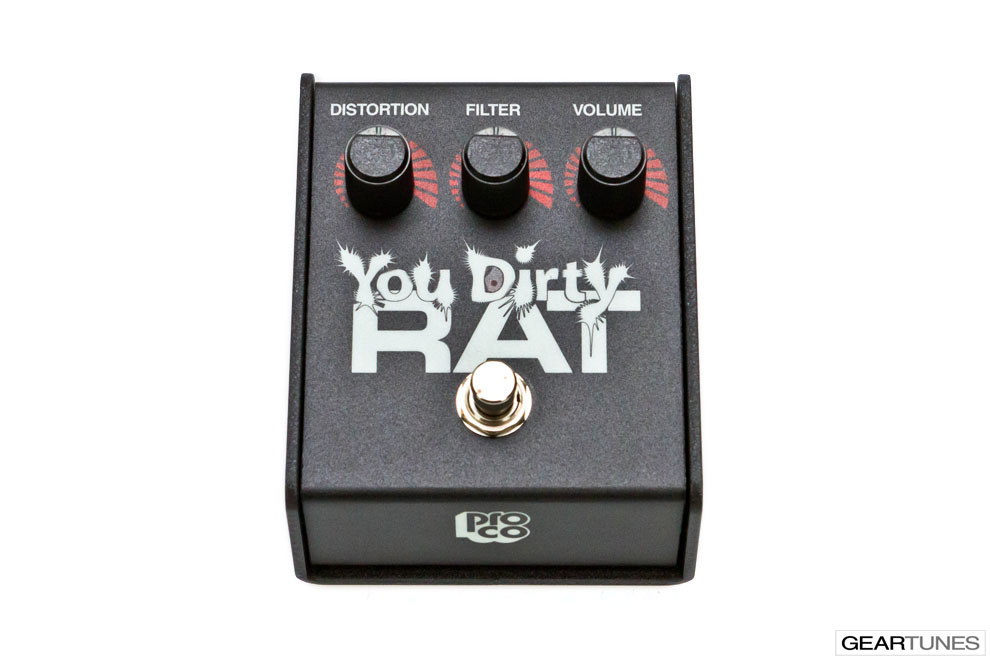 Distortion Pro Co You Dirty RAT