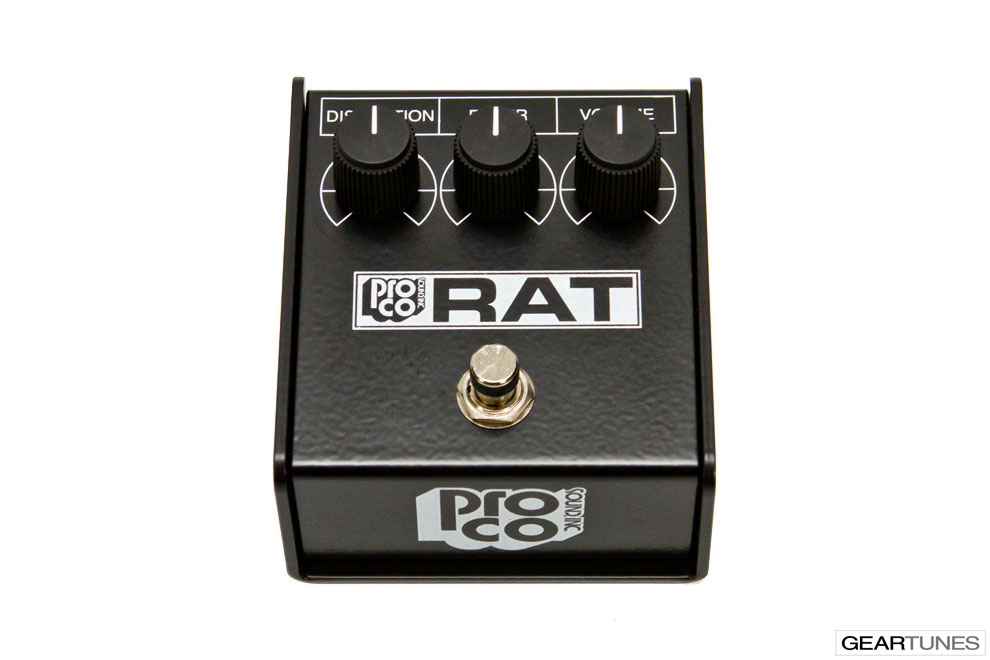 Distortion Pro Co Limited Edition Reissue '85 Whiteface RAT