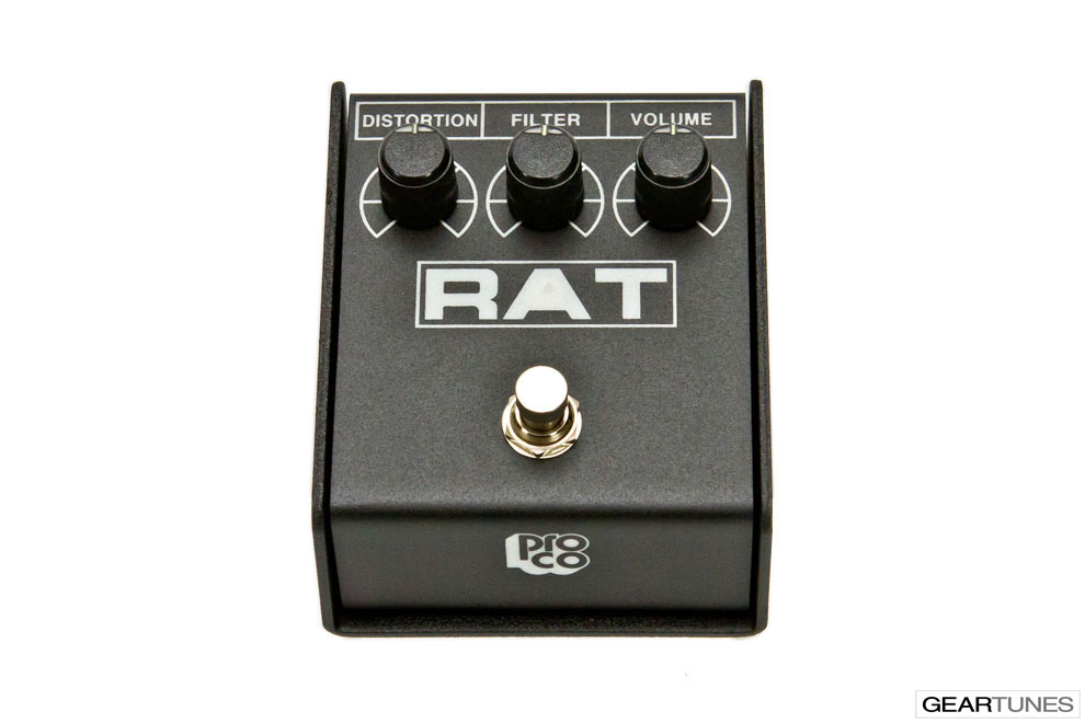 Distortion Pro Co RAT2