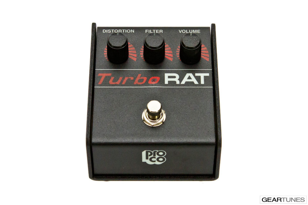 Distortion Pro Co Turbo RAT