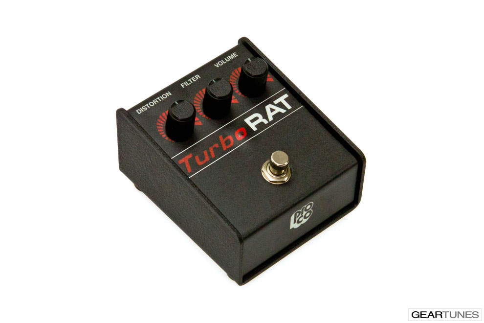 Distortion Pro Co Turbo RAT 3