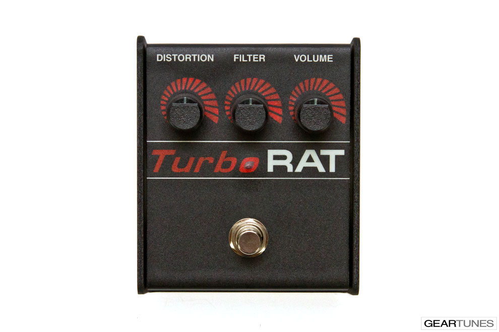 Distortion Pro Co Turbo RAT 4