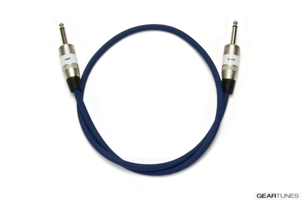 Cables Fargen Amps Custom Shop Speaker Cable (3' length) 2