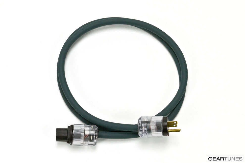 Cables Fargen Amps Custom Shop Power Cord (5' length) 2