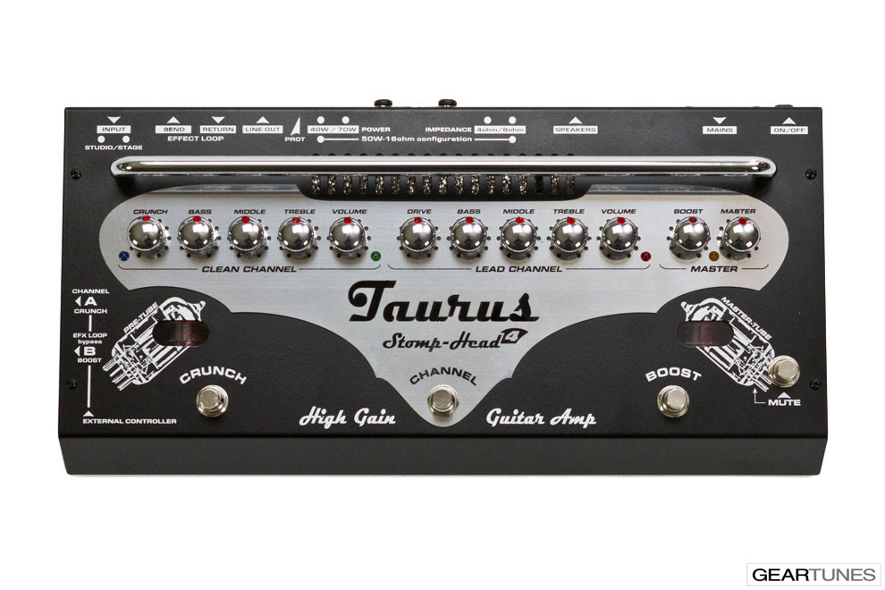 Heads Taurus Stomp-Head 4 High Gain