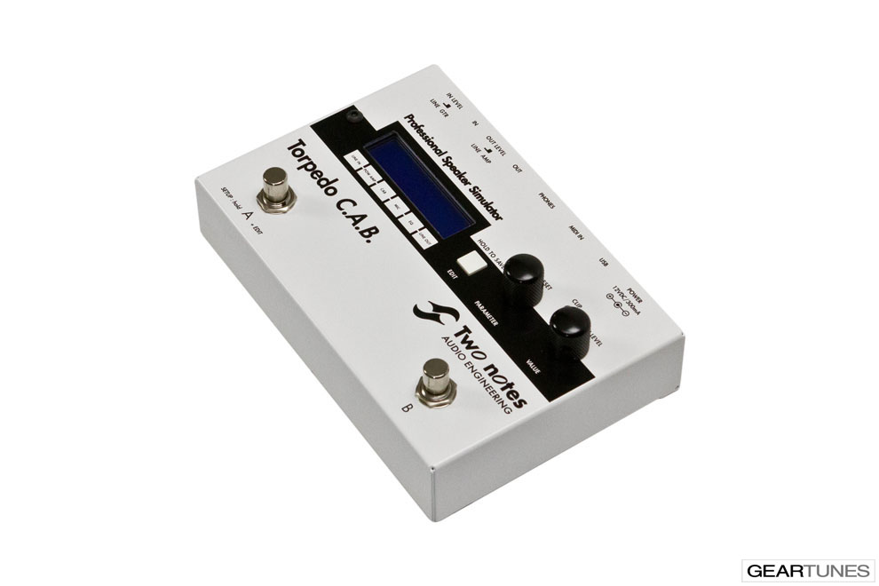 Multi-effects Two Notes Torpedo C.A.B. 2